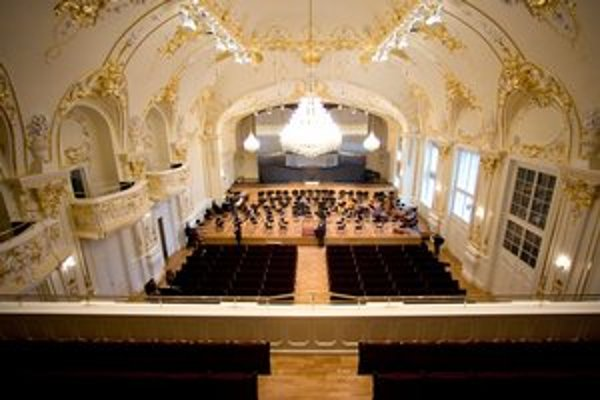 Nový organ má filharmónia od rekonštrukcie. Vynovená je od januára minulého roka.