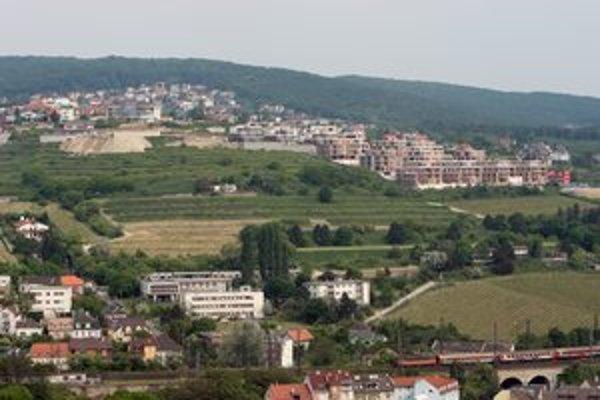 Zmeny sa týkajú aj oblasti vinohradov v Bratislave