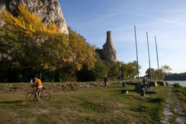 Devínsky hrad bude cez víkend aj o zábave, nie len o povodniach.