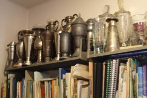 V depozite skrýva múzeum lyžovania stovky predmetov, ktoré nemá kde vystaviť.