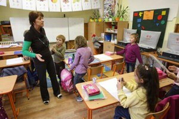 V špeciálnej triede môže byť najviac desať žiakov.