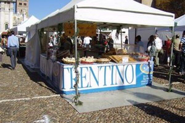 Typický taliansky trh sa rozloží na Hlavnom námestí.