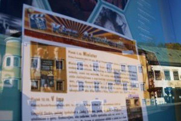 Kino Akademik chce mesto zachrániť pre Banskoštiavničanov aj pre turistov.