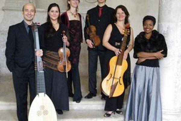Festival sa začne v piatok 1. júna koncertom francúzskeho súboru Il ballo v Jezuitskom kostole Najsvatejsieho Spasitela o 19:00.
