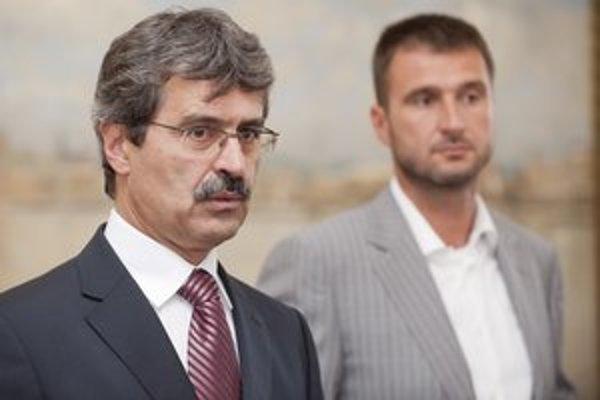 Primátor Milan Ftáčnik sa na výmene dohodol Petrom Korbáčkom z J&T Real Estate.