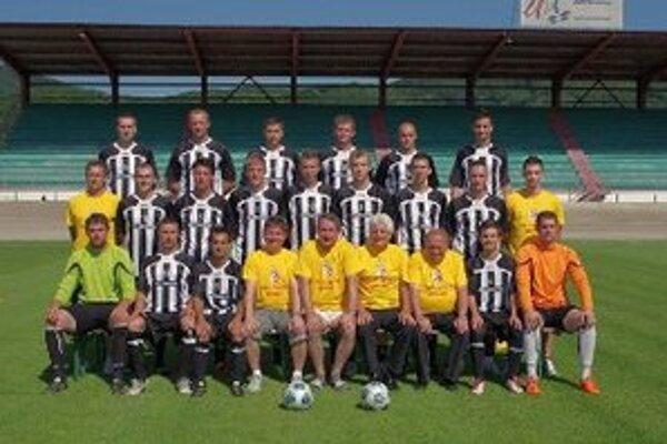 MFK Žarnovica - víťaz 5. ligy skupiny C.