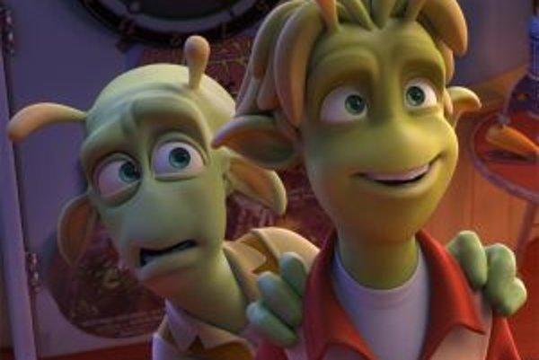 Žiarske kino ponúkne animovaný film o zelených obyvateľoch vesmíru Planéta 51. Ak sa školák pri pokladni preukáže vysvedčením s čistými jednotkami, vstupné nezaplatí on ani jeho rodičia.