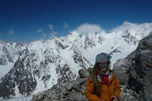 Bratislavčan Branislav Pastor  zaútočil na vrchol Broad Peak (8047 m.n.m) v Karakorame , no neúspešne, vraví , že s kyslíkom by osemtisícovku zdolať nechcel.