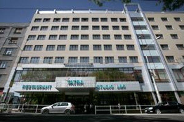 Hotel Tatra je teraz vyťažený asi na 80 percent.