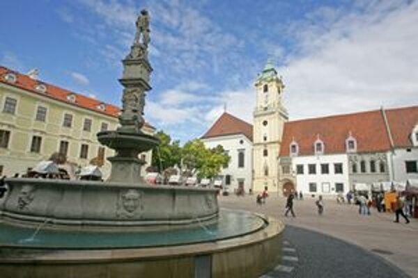 Bratislavu môže štát propagovať len v rámci Slovenska, samostatne len za vlastné peniaze.