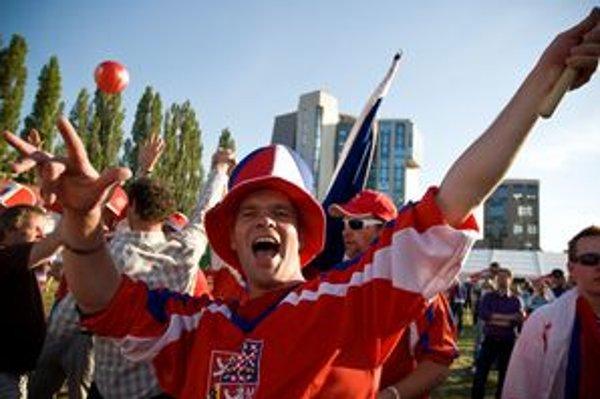 Počas majstrovstiev prišlo do Bratislavy 100 až 120-tisíc ľudí.