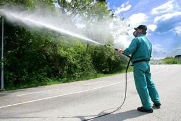 Vlani muselo mesto proti komárom bojovať postrekmi. Tento rok zatiaľ nelietajú.
