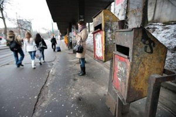 Takto vyzerá Predstaničné námestie, kade denne prejdú stovky ľudí, vrátane turistov