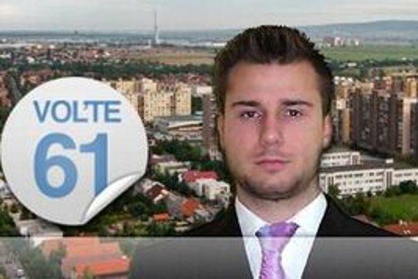 Tittel je študentom na Ekonomickej univerzite v Bratislave na Národohospodárskej fakulte.