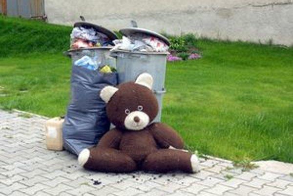 V Bratislave sa stále viac kradnú smetiaky.