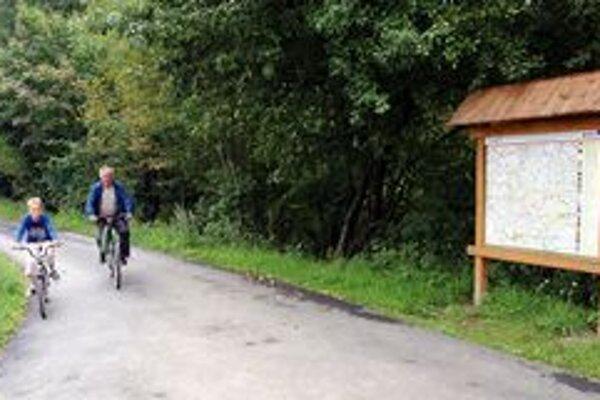 Cyklotrasy majú spojiť pamiatky a pútnické miesta v Maďarsku a na Slovensku.