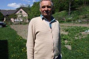 Vladimír Popovič. Na Slovensko ho priviedol strach z radiácie.