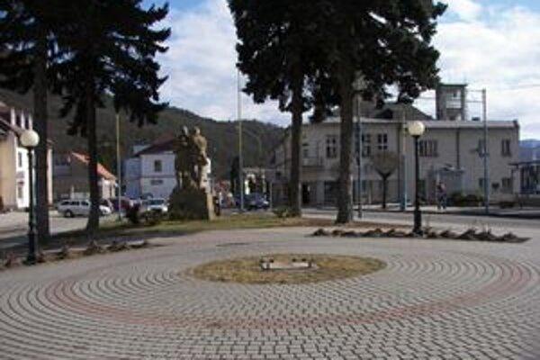 Radničný park mesto zrejme zrekonštruuje z vlastných zdrojov.