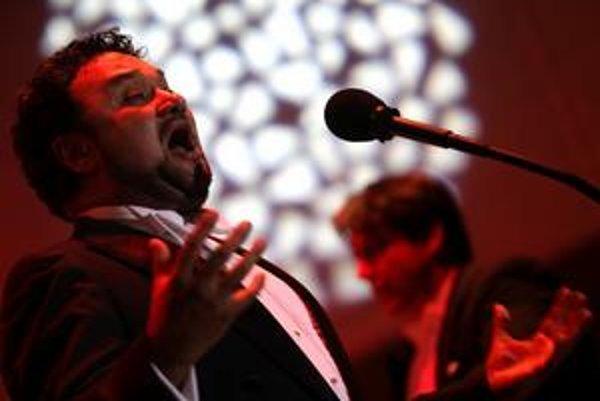 Koncert Ramona Vargasa 31. júla patril k prvým vrcholom tohoročného Kultúrneho leta.