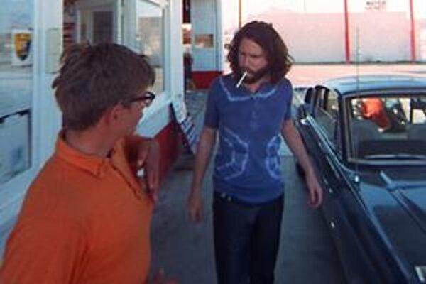 Vo filme The Doors - When You're Strange sú použité i zábery zo skúšok, vystúpení i súkromia členov skupiny.