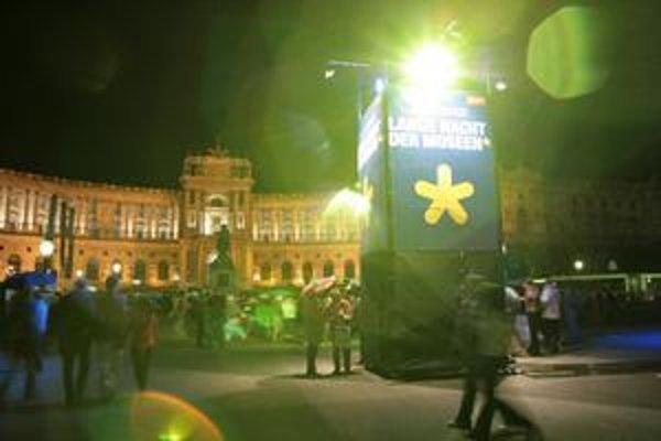 Do minuloročnej noci múzeí sa v Rakúsku zapojilo takmer pol milióna návštevníkov.
