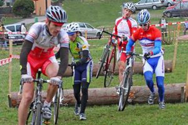 Cyklokrosári sa zajtra stretnú v Bratislave. Na programe je štvrté kolo Slovenského pohára.