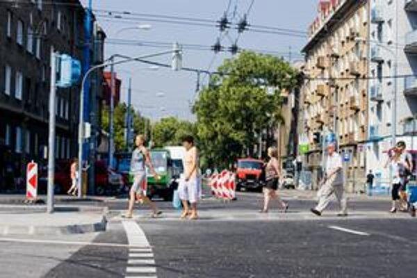 Ružinov bude revitalizovať verejné priestranstvá.