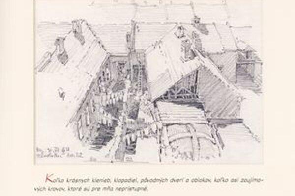 Ukážka z knihy Pezinské motívy.