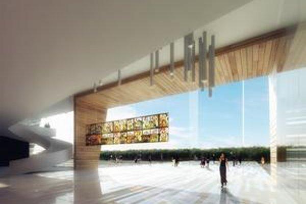 PKO sa má zbúrať, prežiť to majú vitráže. Dokopy 28 vitrážových okien, ktoré sú na severnej strane ústrednej vstupnej haly PKO a ktoré sú vytvorené podľa predlohy akademického maliara Janka Alexyho, majú byť súčasťou nového kultúrneho stánku.