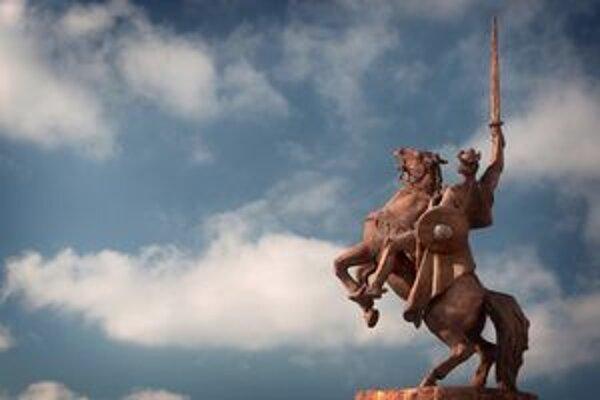 K Svätoplukovi možno pribudne symbol jeho zrady.