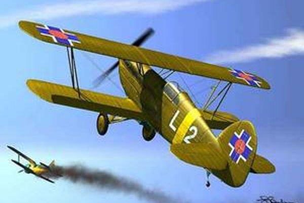 Avia B-534.