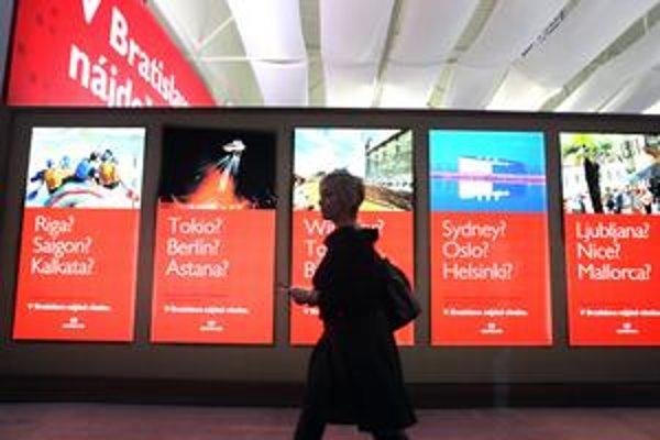 Mesto sa v Inchebe predstavilo aj novou kampaňou. Zaujať ňou chce i na najbližšom veľtrhu  cestovného ruchu v Prahe.