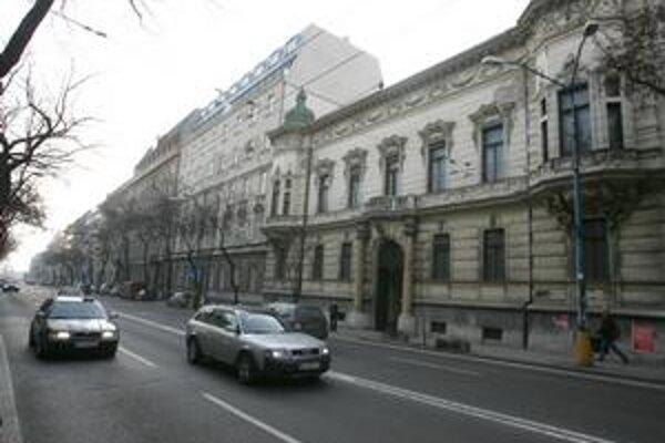 Palác na Štefánikovej ulici by sa mal tento rok začať obnovovať.