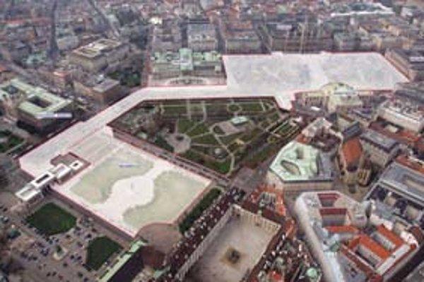 Centrum Viedne sa odvčera mení na fanzone pre 70tisíc fanúšikov. Od 2. júna na mesiac uzavrú Ringstraße.