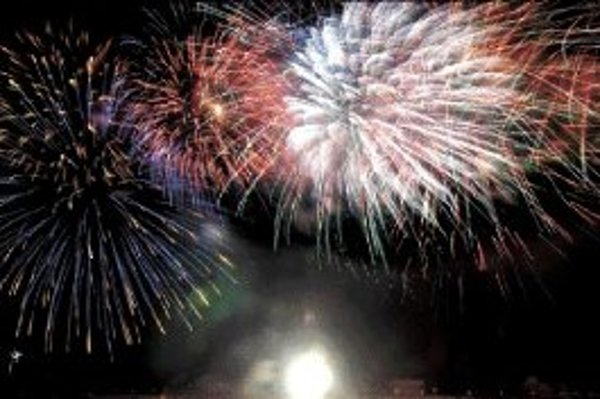 V Žiline bude ohňostroj až 1. januára.