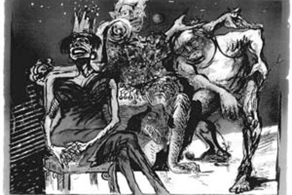 Ilustrácia - František Kudláč.