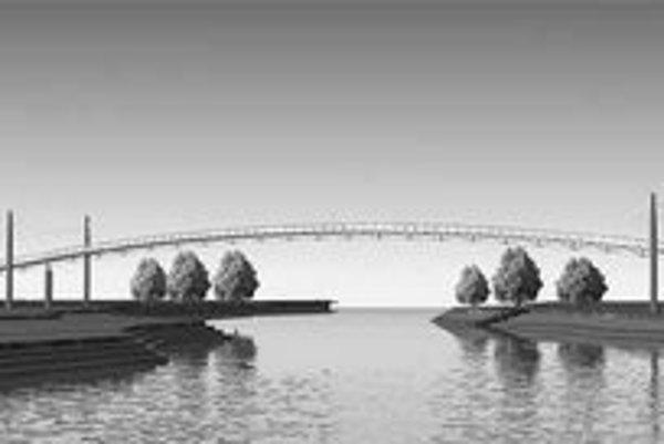 Lávka pre peších a cyklistov cez rieku Moravu má spojiť po viac ako päťdesiatich rokoch bratislavskú Devínsku Novú Ves s rakúskym zámkom Schlosshof. Mala by minimálne zasiahnuť do okolitého prostredia.