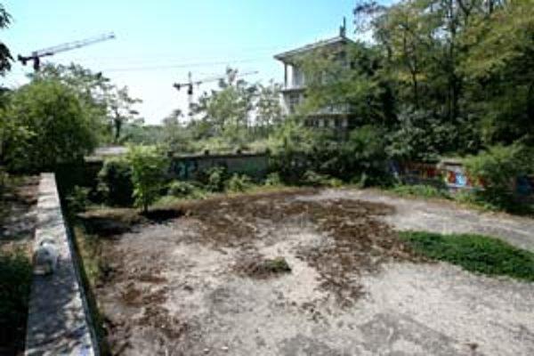 Takzvaný Bacílkov bazén na Žižkovej má rozmery olympijského bazéna. Nikdy však nefungoval.