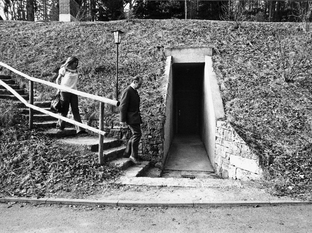 Bunker z druhej svetovej vojny premenil profesor Jürgen Aschoff na laboratórium.