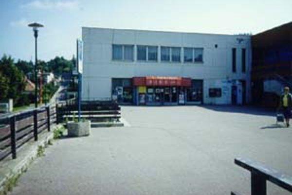 Kino v Lamači.