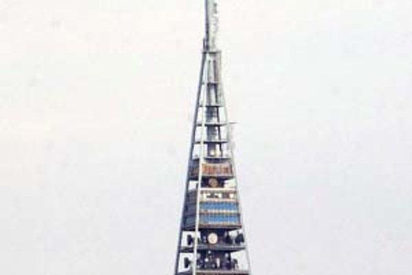 Základný kameň stavby televíznej veže položili pred 40 rokmi.