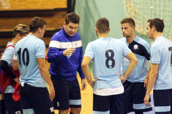Zverenci Antona Suchana sa v piatok predstavia v semifinále play-off na domácej palubovke.
