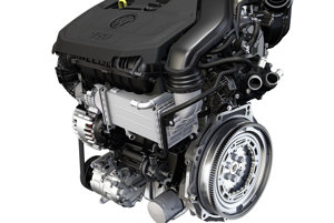 TSI motor VW.