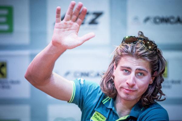 Peter Sagan síce nepríde, ale prihovorí sa nám.