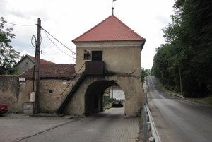 Južná veža v Bojniciach.