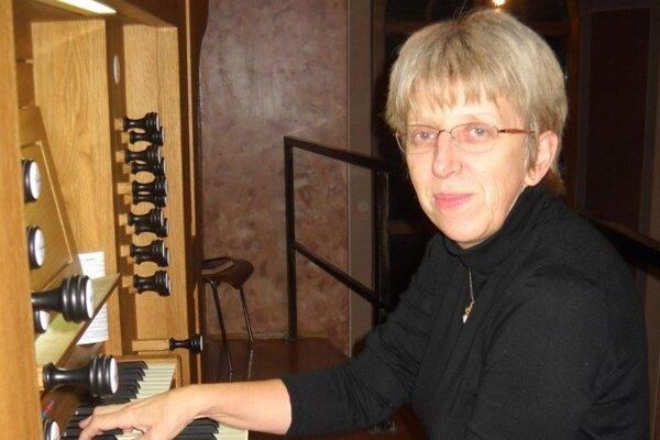 Ursula Philippi vystúpi 8. mája o 19. h v Evanjelickom kostole Svätého Ducha.