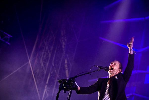Zo sociálnych sietí zmizol aj spevák kapely Radiohead Thom Yorke.