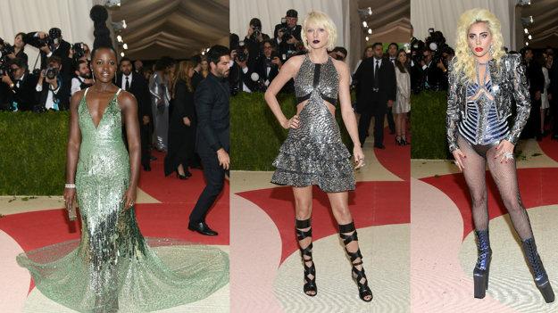 Lupita N´yongo, Taylor Swiftová, Lady Gaga