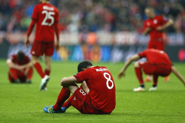 Nemecký futbalový klub Bayern Mníchov prehral v úvodnom zápase na Medzinárodnom pohári majstrov v Číne s londýnskym Arsenalom.