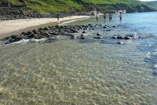 Taiwan láka turistov na krásne pláže, ktoré zatiaľ nie sú plné turistov.